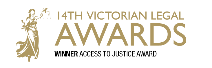 Access to Justice Award - logo
