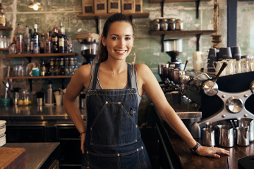 Casual Worker Barista - WRES - 360x240