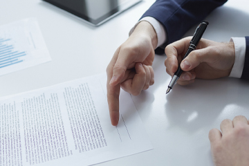 Contract - Sign here 360x240